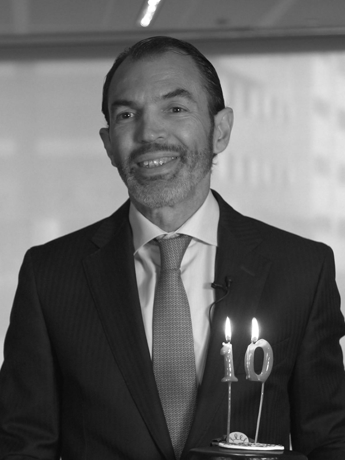 José Antonio López, presidente de Ericsson España, sobre el 10º aniversario de Fundación SERES