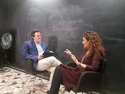 Entrevista con May López de SEUR