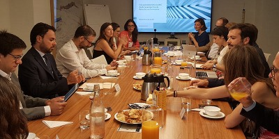 We shared the keys to improving communication and engagement with the investor relations team (IR) in a workshop organised by SERES and Llorente & Cuenca.