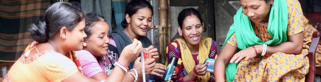 Empleo mujeres Bangladesh